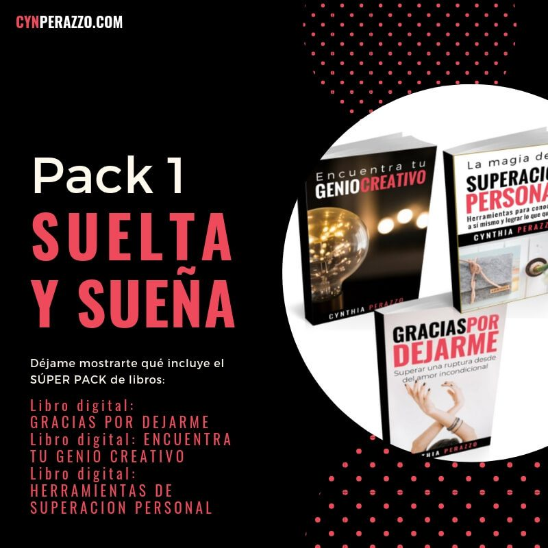 PACK1: SUELTA Y SUEÑA | Súper Packs Black Friday