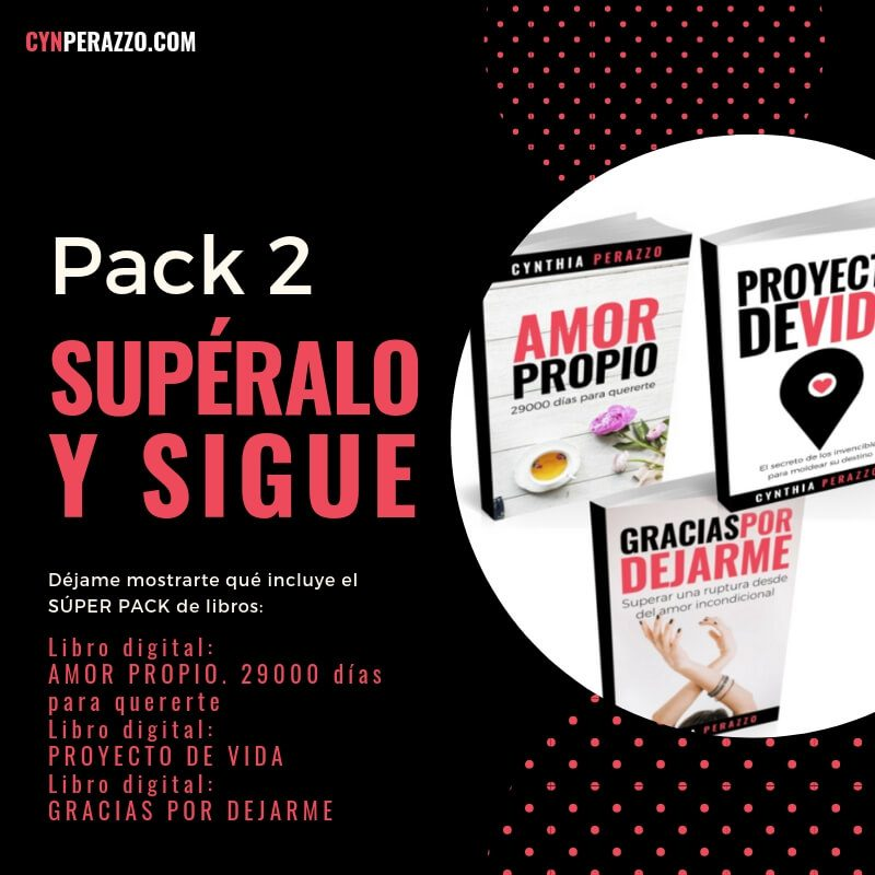 PACK2: SUPÉRALO Y SIGUE | Súper Packs Black Friday