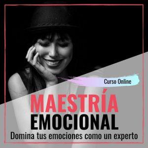 Maestria Emocional | Curso Online Manejo de emociones | Cyn Perazzo