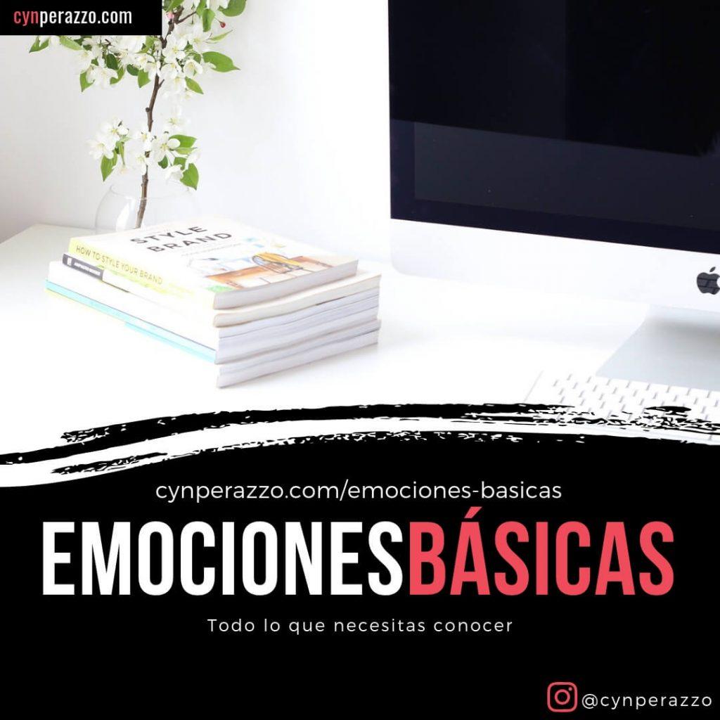 Emociones Básicas | @CynPerazzo en Instagram