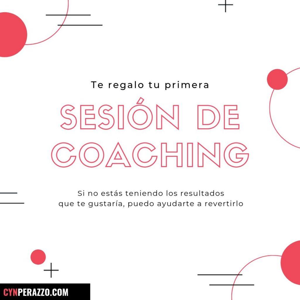 Sesion de coaching | Cyn Perazzo