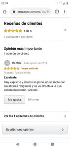Testimonio libro Amor Propio | Cyn Perazzo