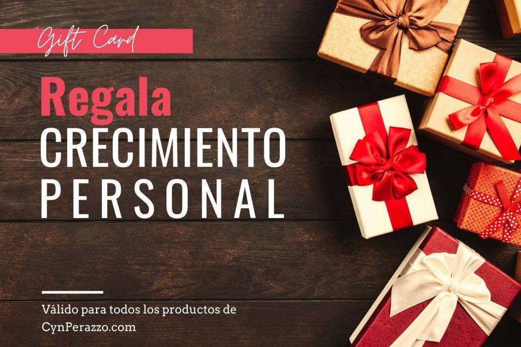 Regala Desarrollo Personal | Cyn Perazzo