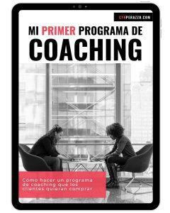 Cómo hace un programa de coaching | Workbook | Cyn Perazzo