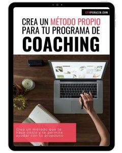Guía práctica: Crea un método propietario de tu programa