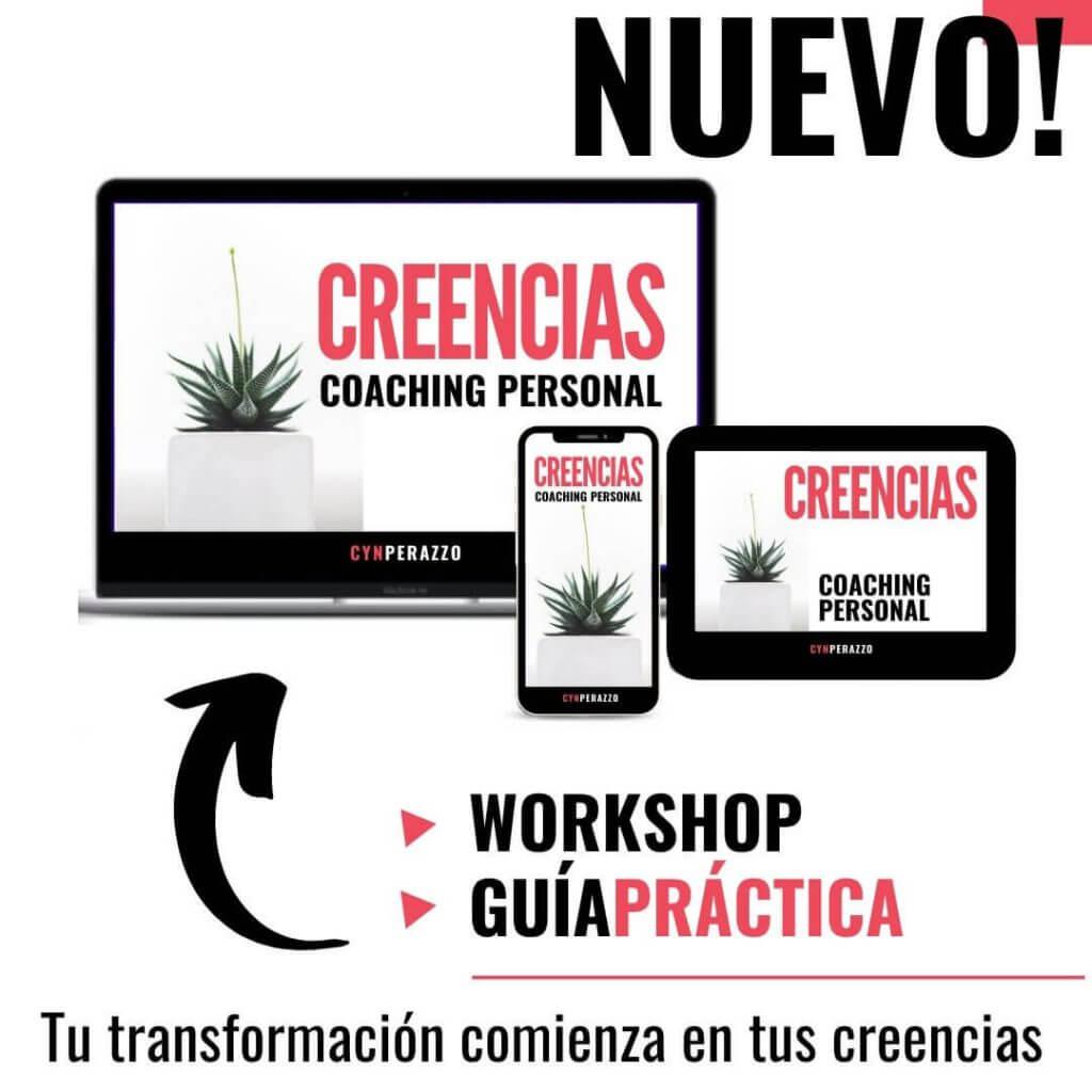 Creencias: Coaching Personal | Cyn Perazzo